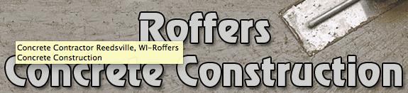 Roffers Concrete Construction